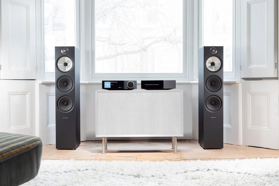 Cambridge Audio EVO todo en uno para audiófilos