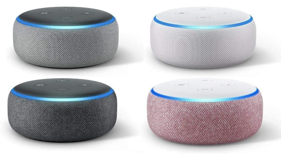 Echo Dot 3.ª generación