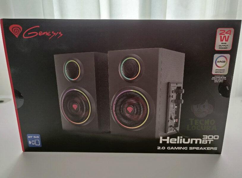 Genesis Helium 300BT REVIEW