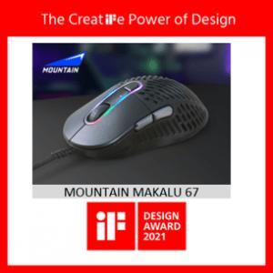 Mountain gana iF DESIGN Product por el Everest y Makalu 67