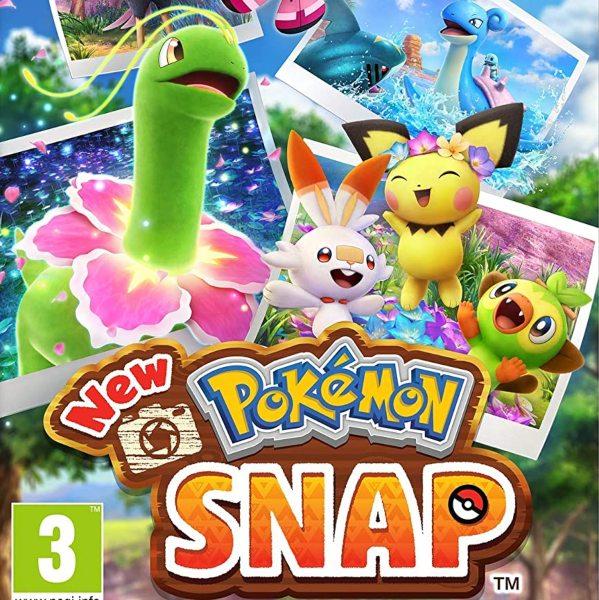 New Pokémon Snap ya está disponible