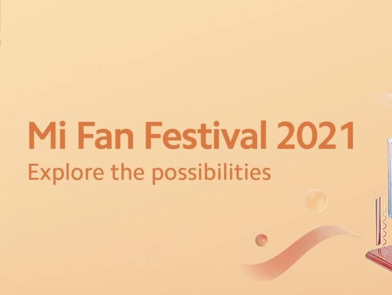 Nuevas ofertas de Xiaomi para Mi Fan Festival