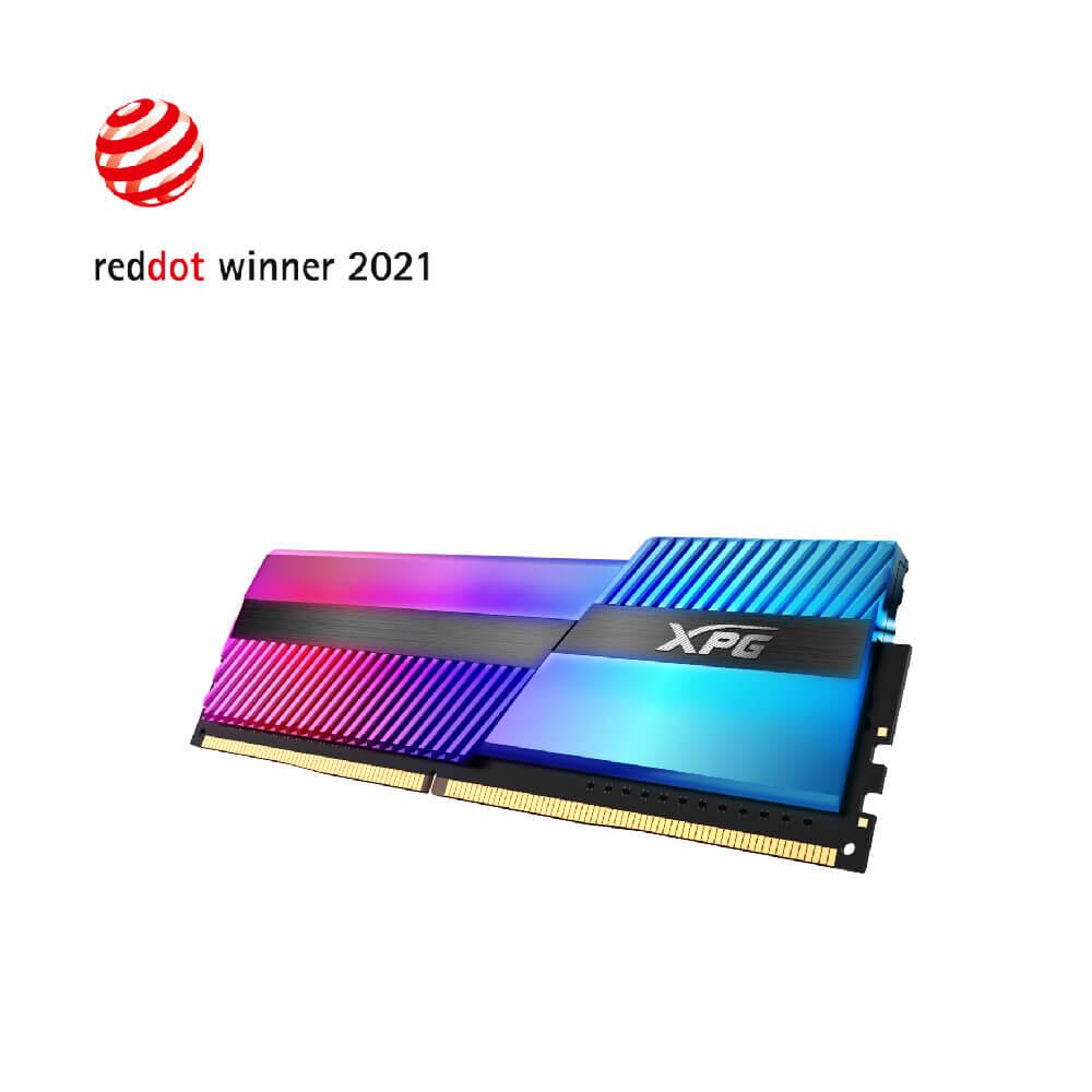 XPG galardonado con el premio Red Dot 2021 al diseño