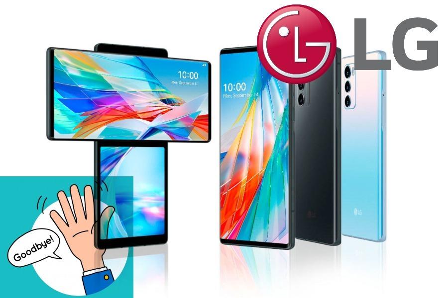 LG cierra su negocio de telefonía para dedicarse a vehículos eléctricos, IoT y soluciones B2B