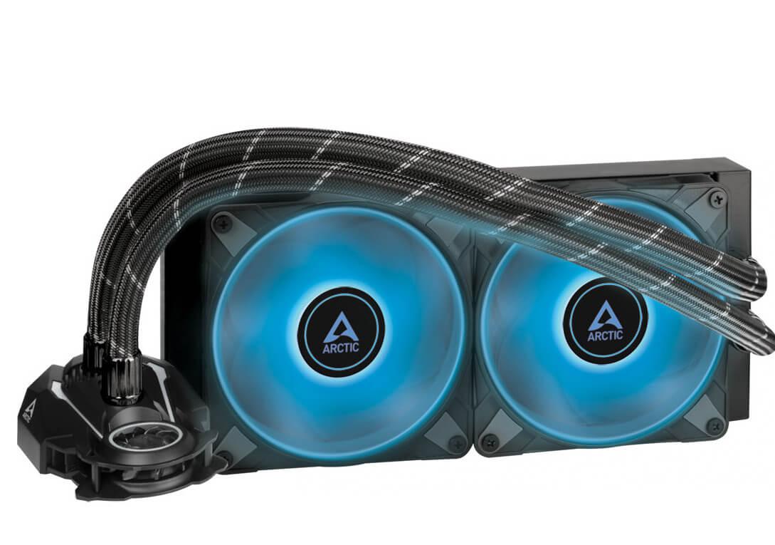 ARCTIC Liquid Freezer II 240 RGB y 240 A-RGB AIO