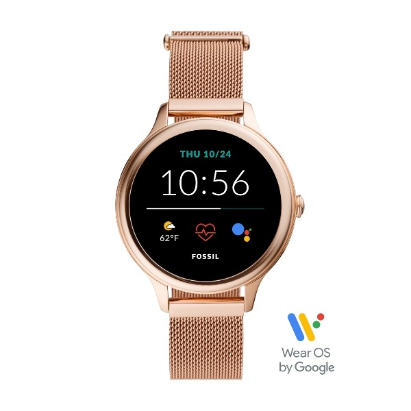 Fossil ha dado una vuelta de tuerca a uno de sus smartwatches estrella