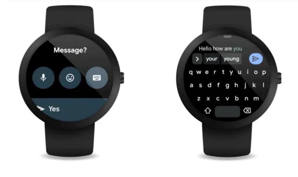 Gboard ahora está disponible para Wear OS