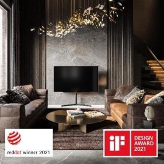 Loewe recibe 16 premios iF Product Design y Red Dot