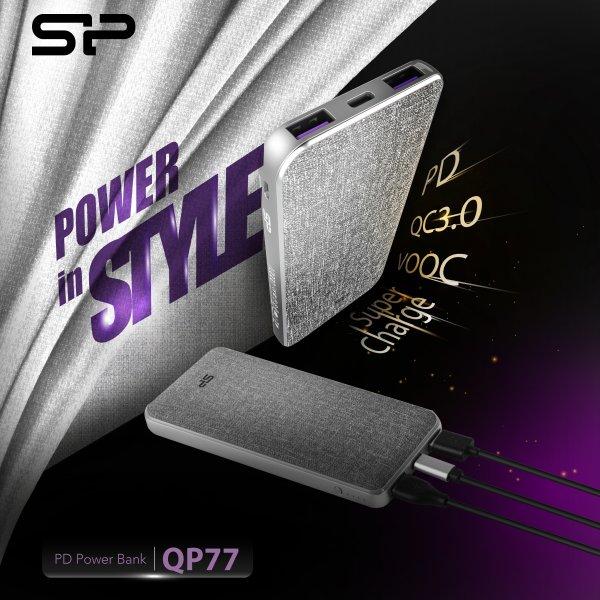Batería Externa QP77