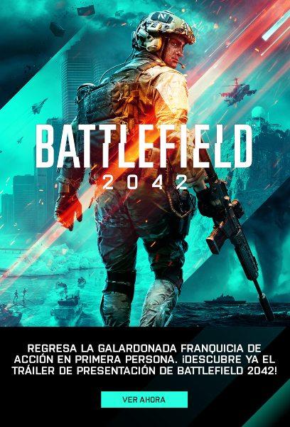 Battlefield 2042: Tráiler de presentación oficial