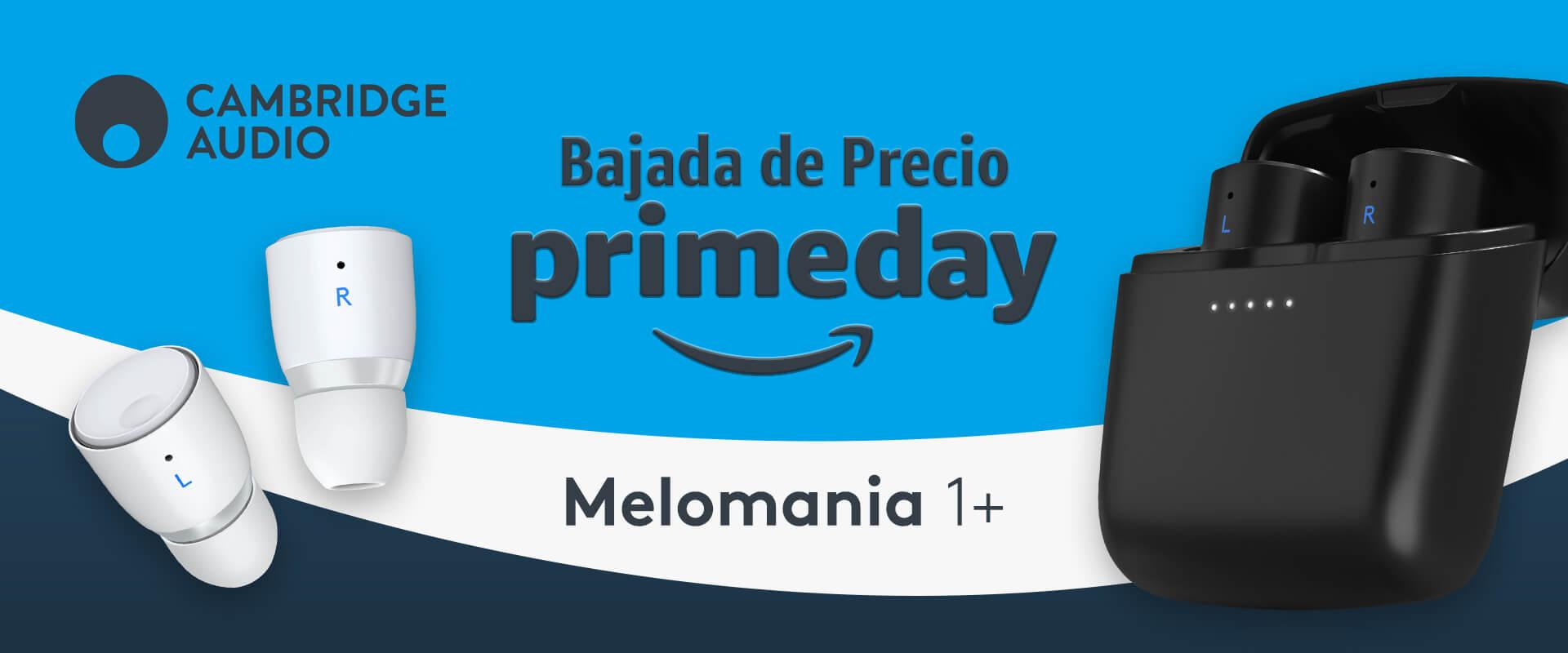Cambridge Audio Melomania 1+ rebajado en Amazon Prime Day