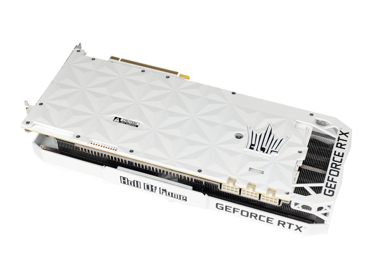GALAX GeForce RTX 3080 Ti Hall of Fame OC Lab Edition