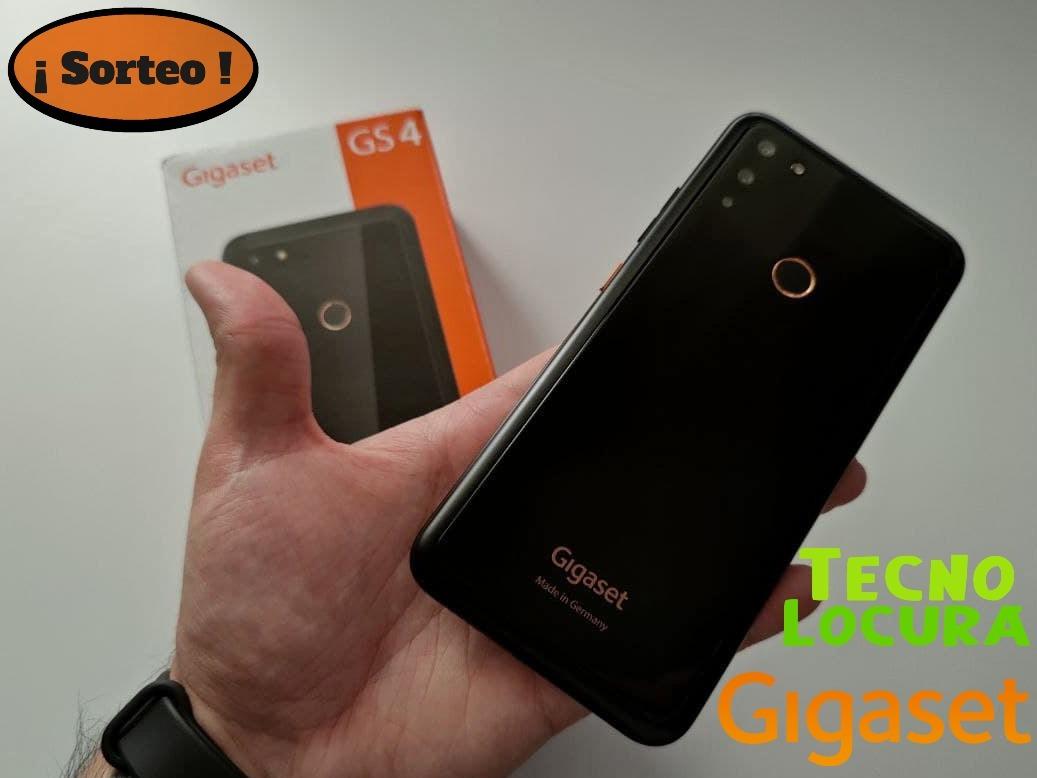 Un smartphone Gigaset GS4 puede ser tuyo GRATIS con este SORTEO