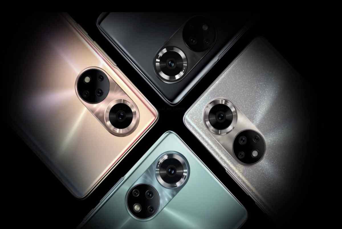 HONOR 50 y HONOR 50 Pro con diseño icónico y funciones Vlogging