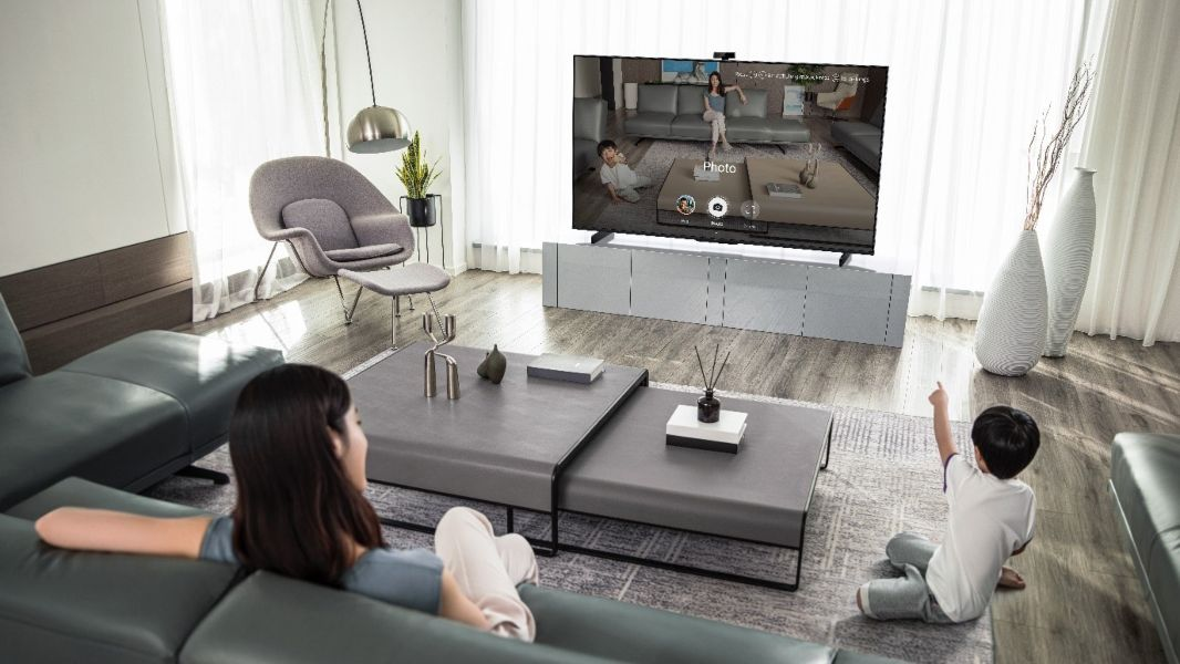 HUAWEI Vision S y MeeTime solución perfecta para estar conectado con los tuyos