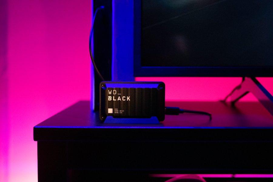 Western Digital amplía su gama gaming de SSD