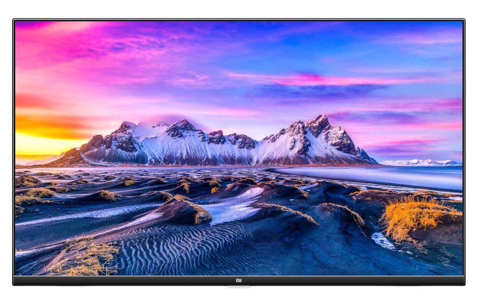 Xiaomi lanza la serie Mi TV P1 en España