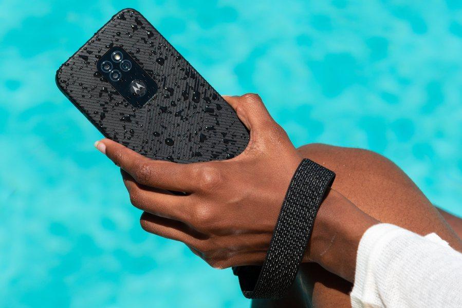 motorola defy: smartphone a prueba de polvo, agua y caídas