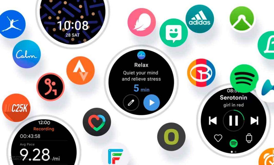 One UI Watch, la nueva interfaz para el nuevo Galaxy Watch de Samsung