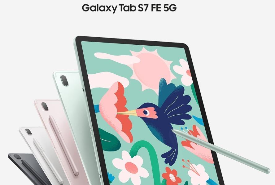 Samsung Galaxy Tab S7 FE perfecta para productividad, creatividad y entretenimiento