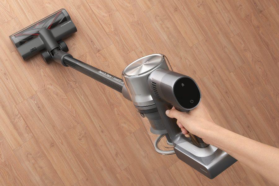 Dreame T30, nueva aspiradora con limpieza inteligente