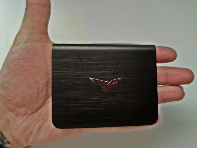 TREASURE TOUCH External RGB SSD review