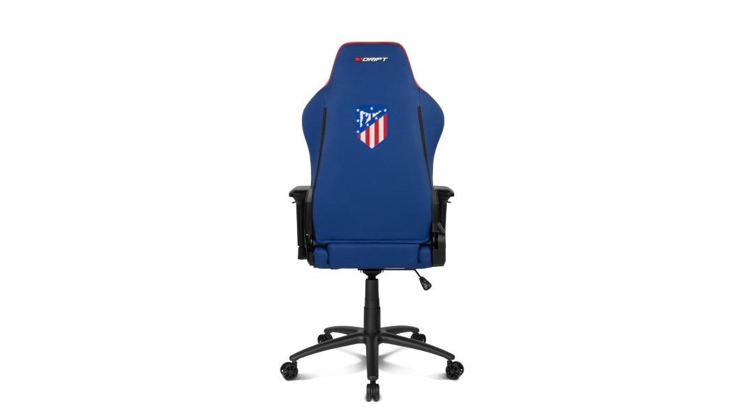Silla gaming Edición Especial Atlético de Madrid