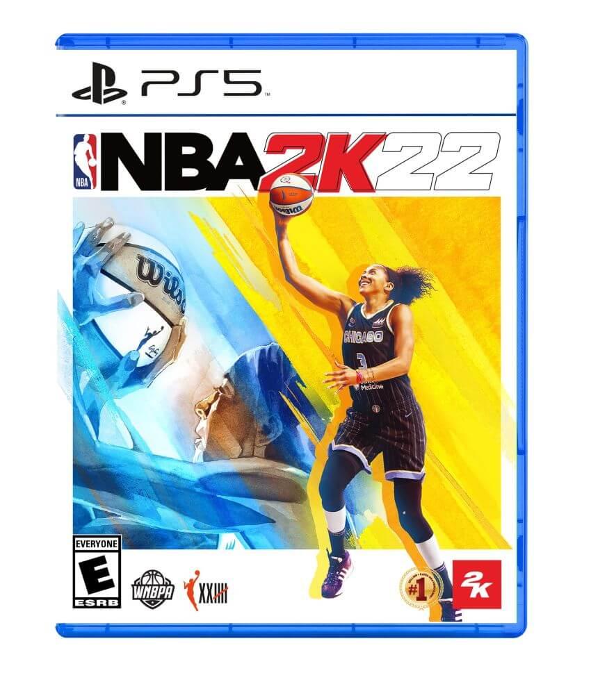Luka Dončić se une a NBA 2K22, junto a Abdul-Jabbar, Nowitzki y Durant Candace Parker