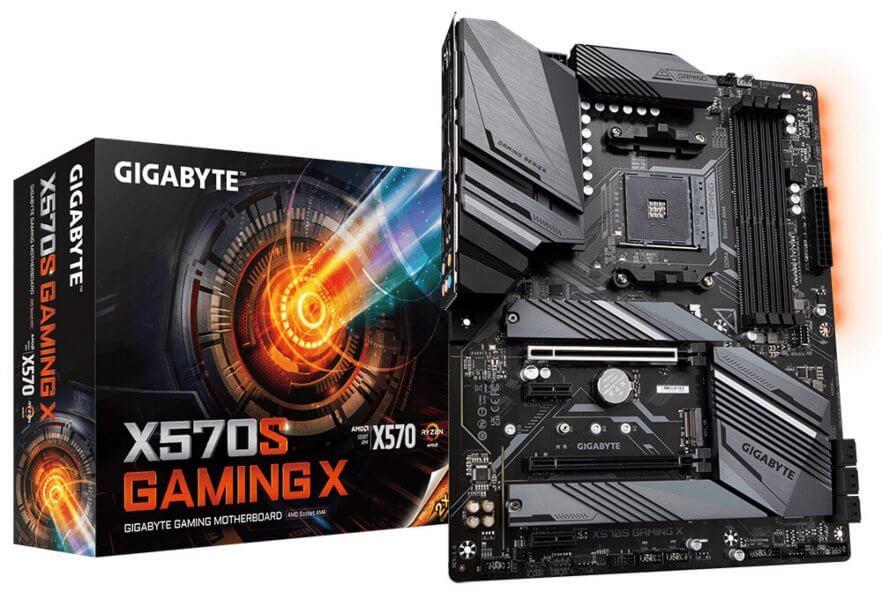 GIGABYTE X570S Gaming X