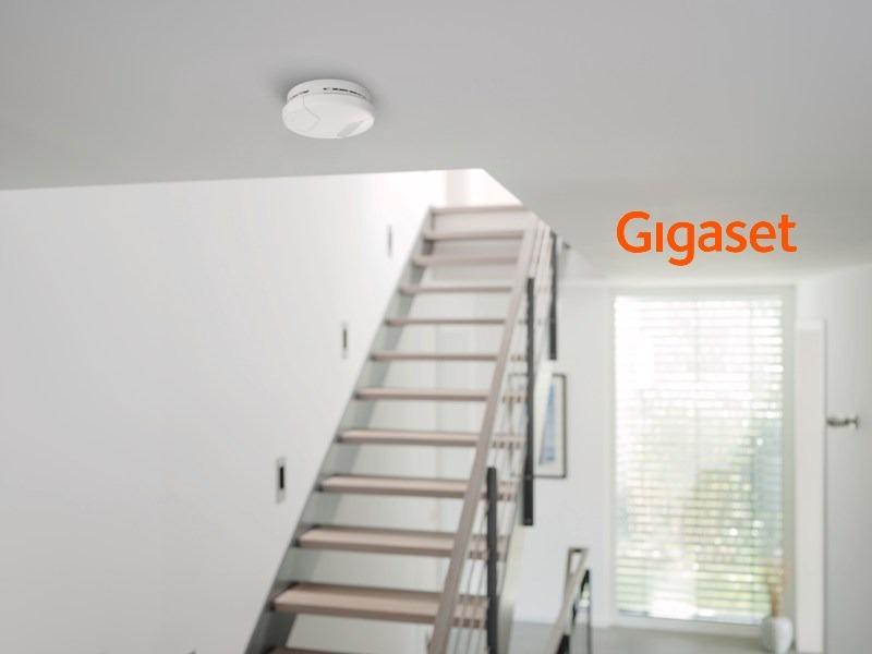 Detector de humo inteligente para el hogar