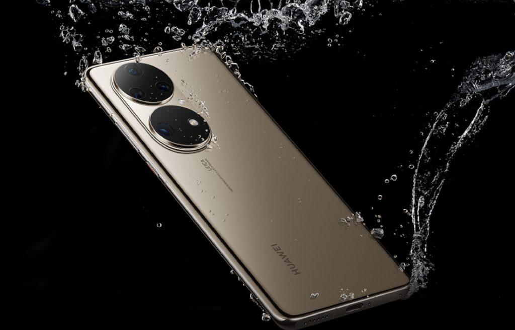 HUAWEI P50 Pro es oficial, con un increíble y gran módulo de cámaras