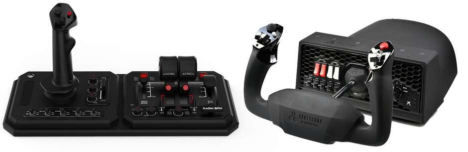 Accesorios de Flight Simulator para la Xbox Series