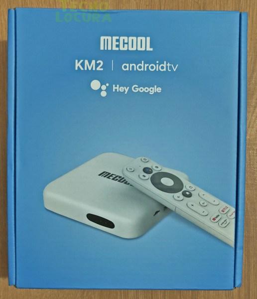 El mejor Android TV con certificación Netflix 4K - Mecool KM2