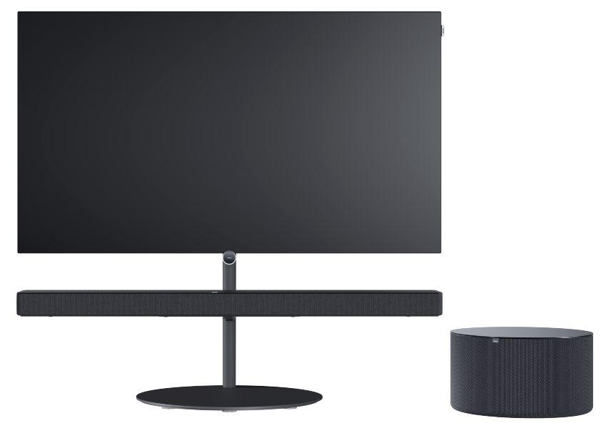 Loewe bild i: Televisores inteligentes, flexibles y personalizables