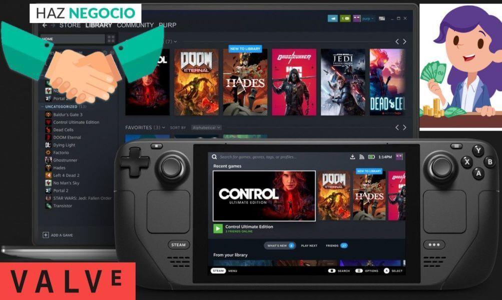 Los revendedores de Steam Deck ofrecen la consola por $5000