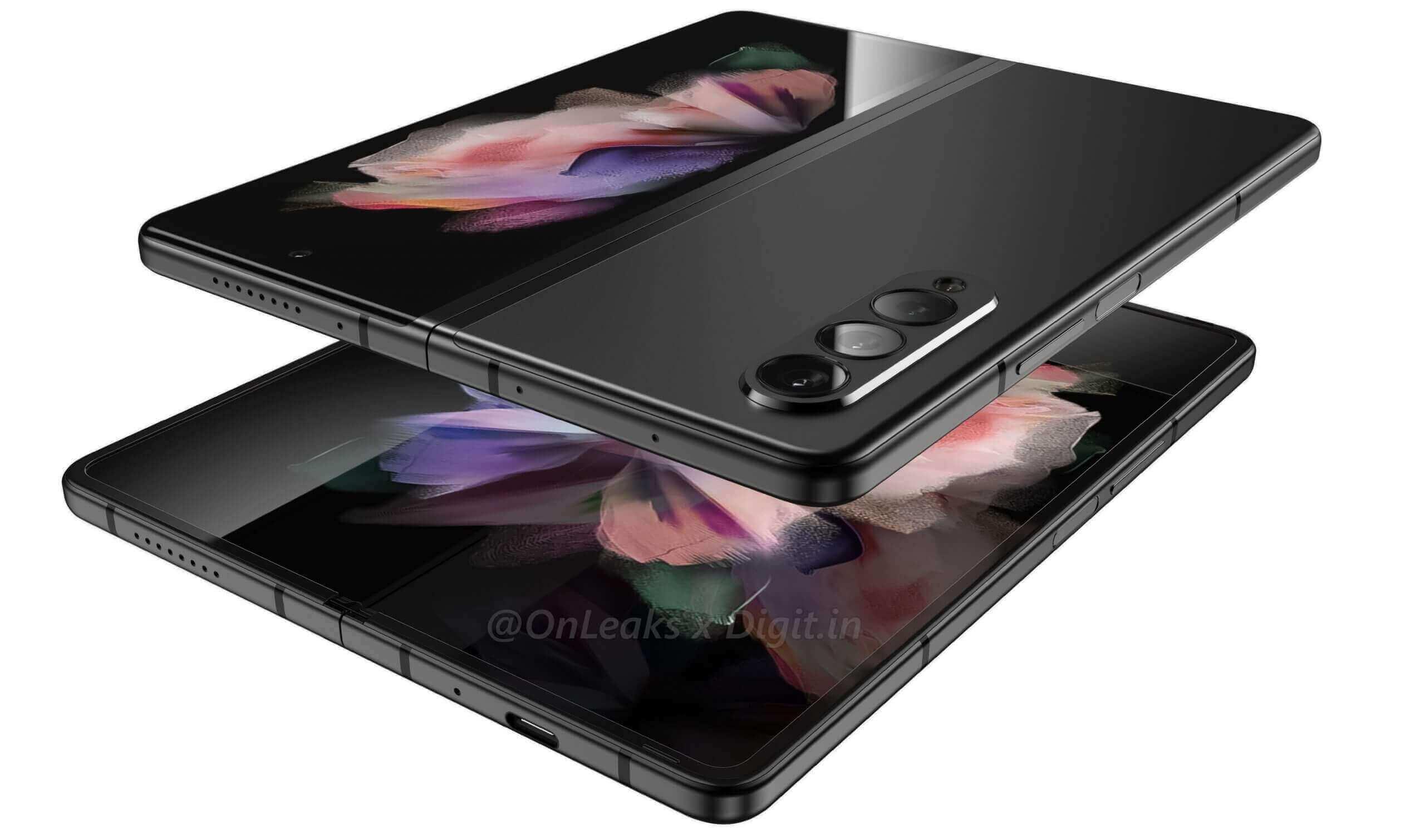 Samsung Galaxy Z Fold3 ha sido filtrado