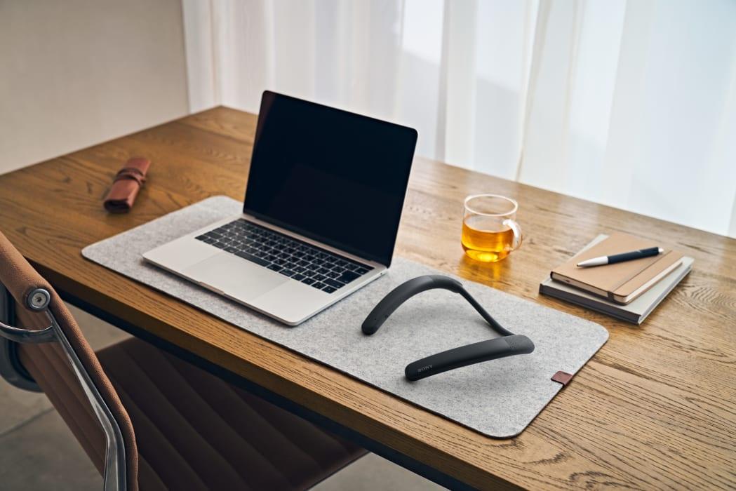 Sony SRS-NB10, altavoz personal inalámbrico neckband