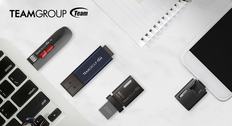 3 tipos de unidades USB únicas