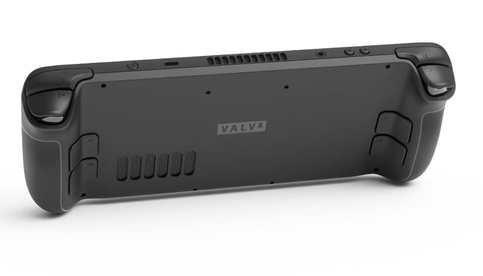 PC portátil para juegos con APU AMD: Valve Steam Deck, la nueva PSP
