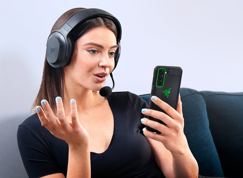 Auriculares wireless compatibles con PC, PlayStation, Switch y Android