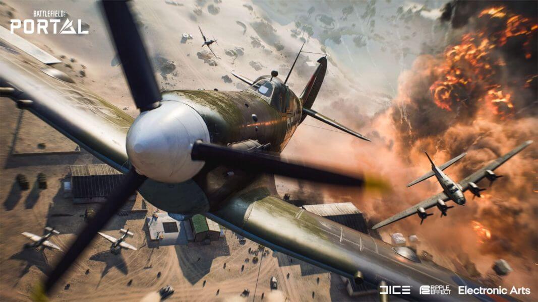 Battlefield Briefing y Battlefield Portal - Battlefield 2042