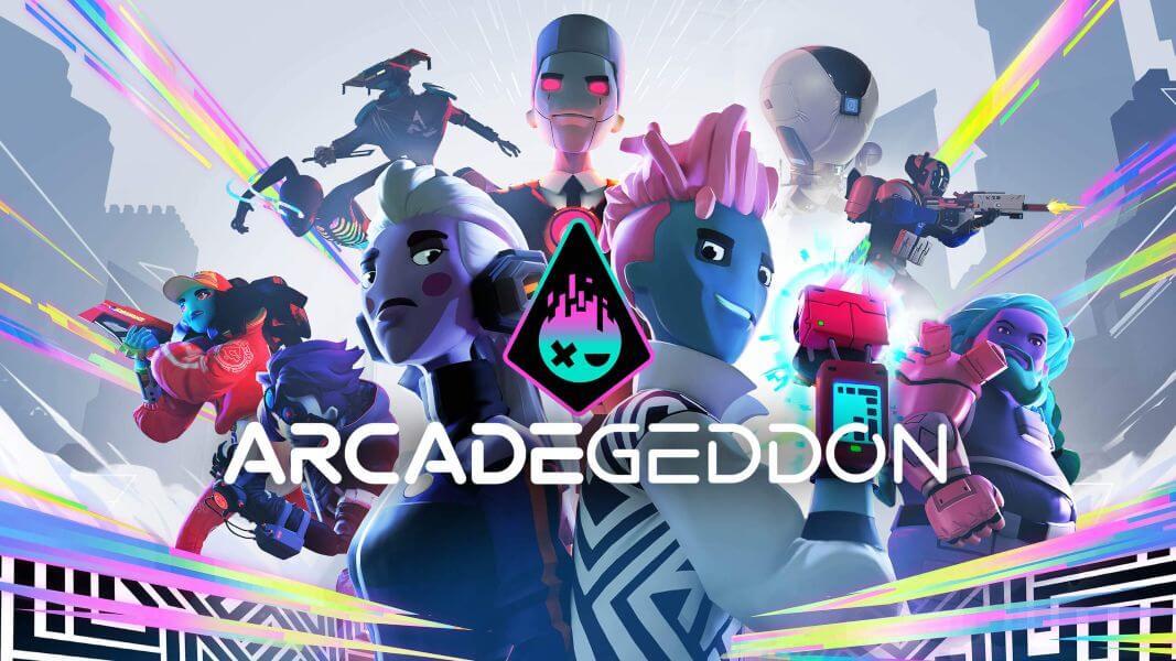 ARCADEGEDDON, nuevo shooter en acceso anticipado para PC Y PLAYSTATION 5