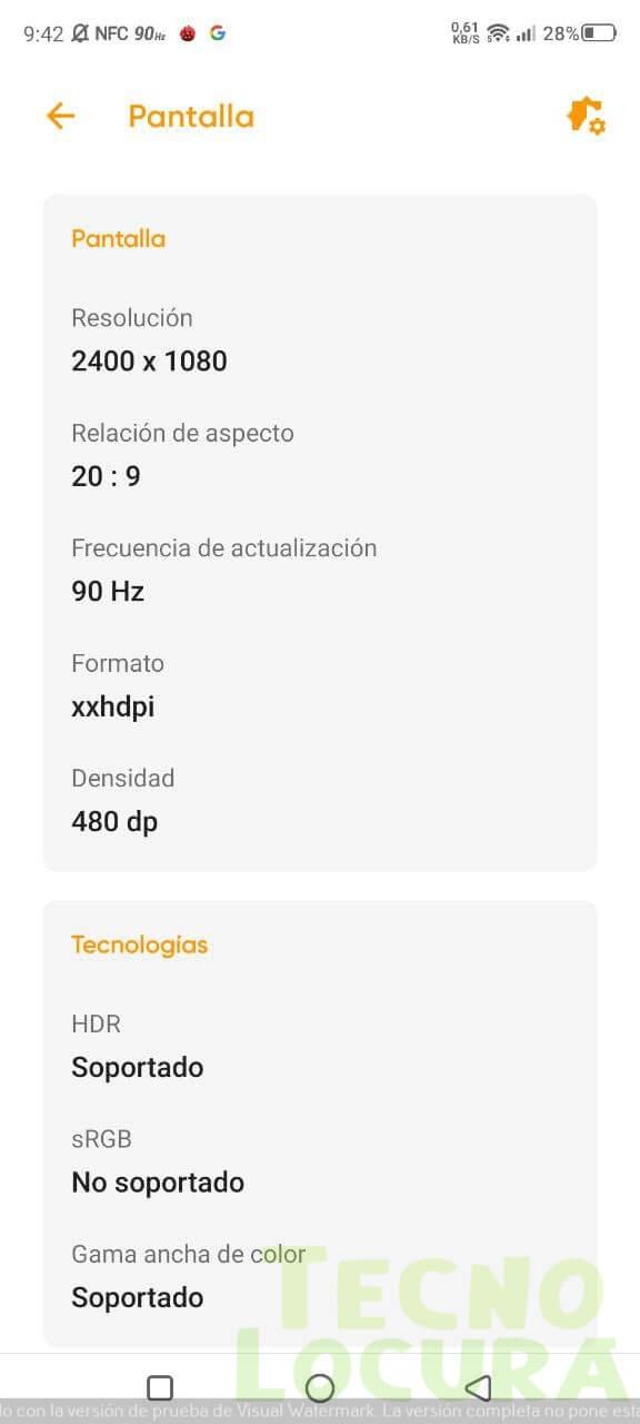 RedMagic 6R - PRUEBAS DE RENDIMIENTO