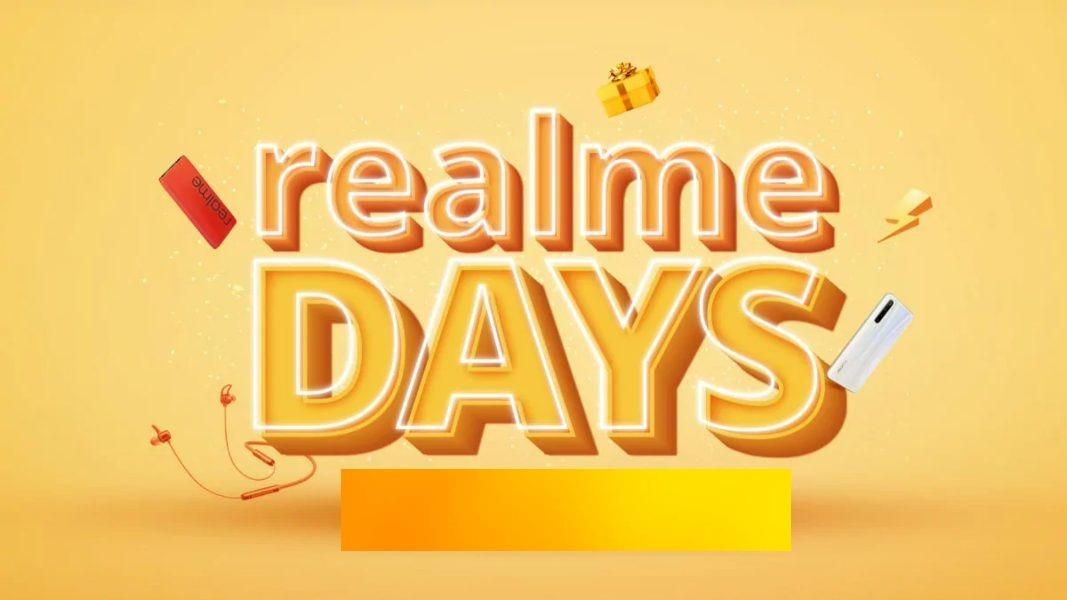 realme lanza sus ofertas de verano con los realme Days