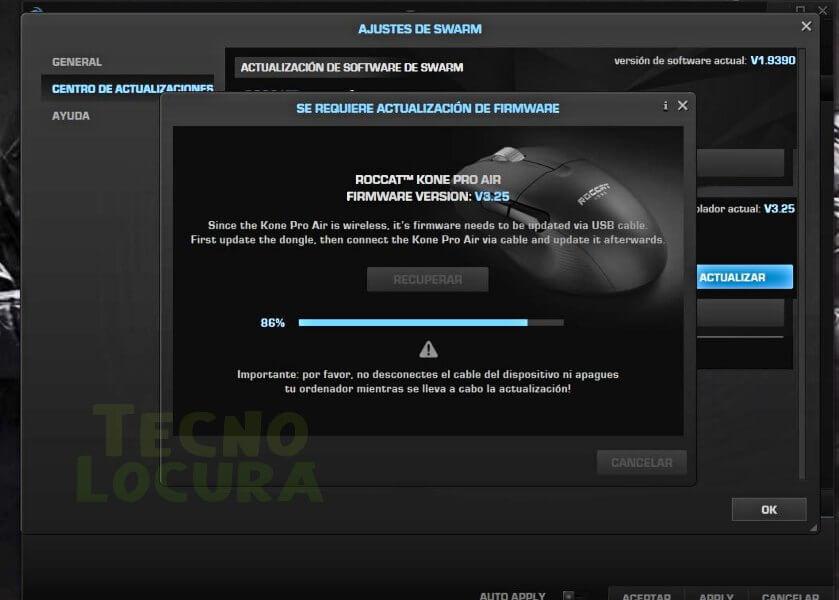 Roccat software