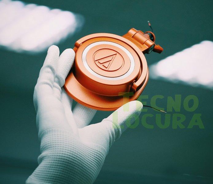Audio-Technica ATH-M50xMO Lantern Glow