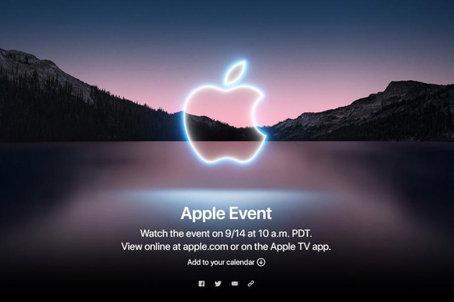 Apple Event 14 de septiembre: Síguelo en DIRECTO