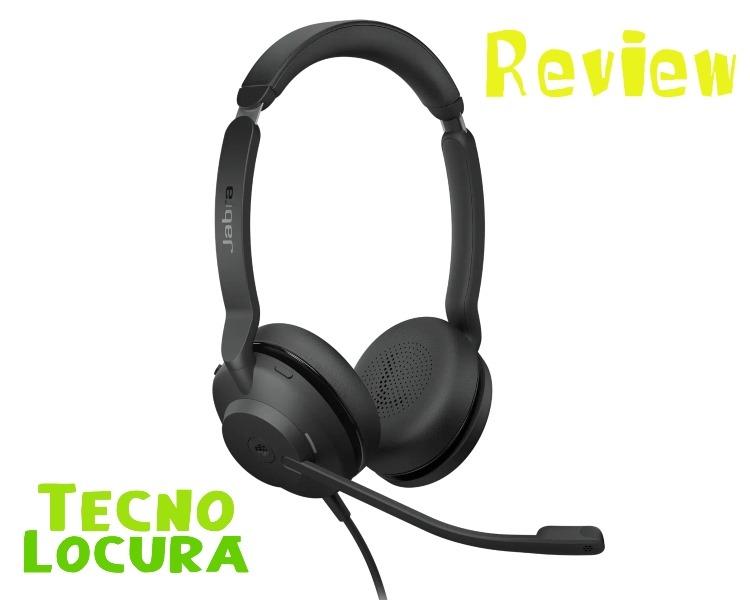 Jabra Evolve2 30 review - Los auriculares ideales para teletrabajar