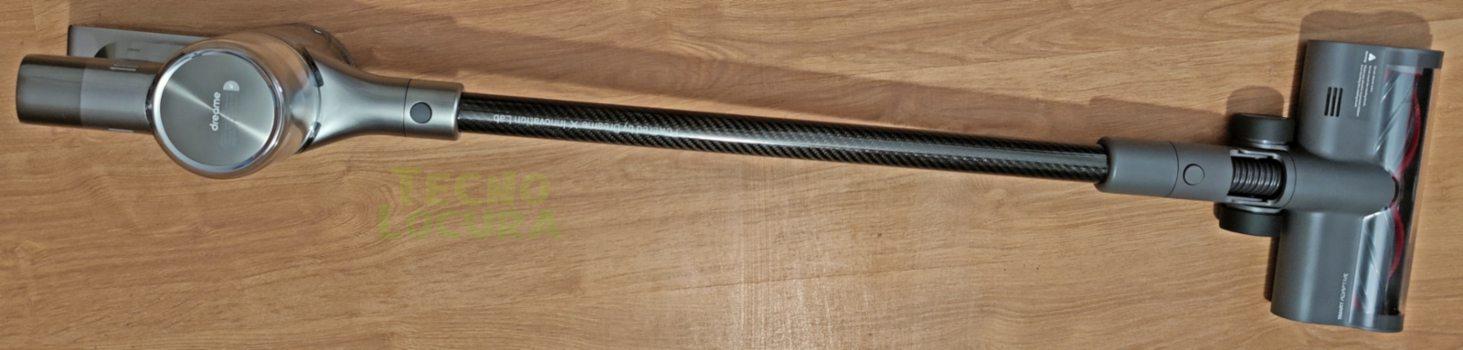 La aspiradora sin cable más premium y potente