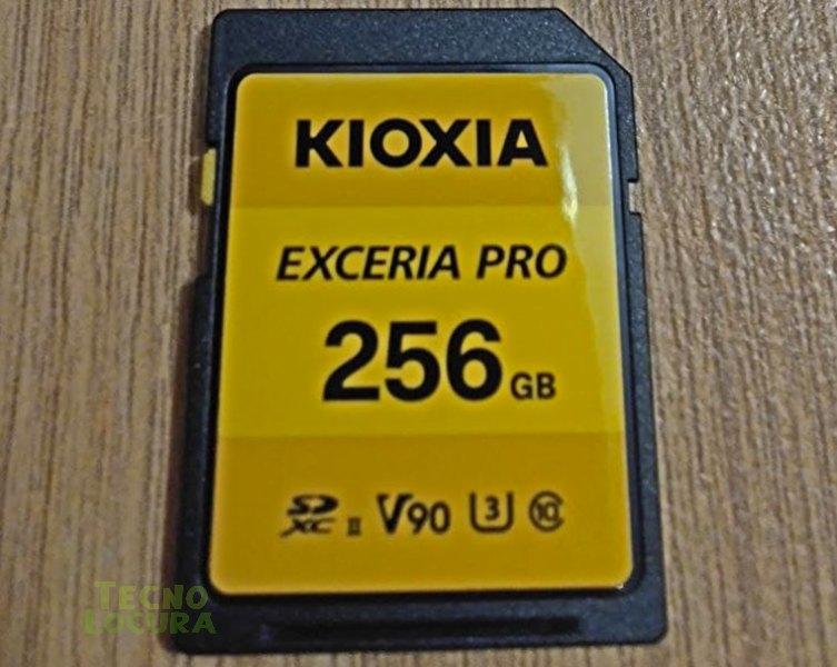 Kioxia Exceria Pro U3 V90 review